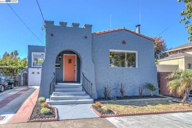 1611 Schiller St, Alameda, CA 94501 (#BE40838995) :: Brett Jennings Real Estate Experts