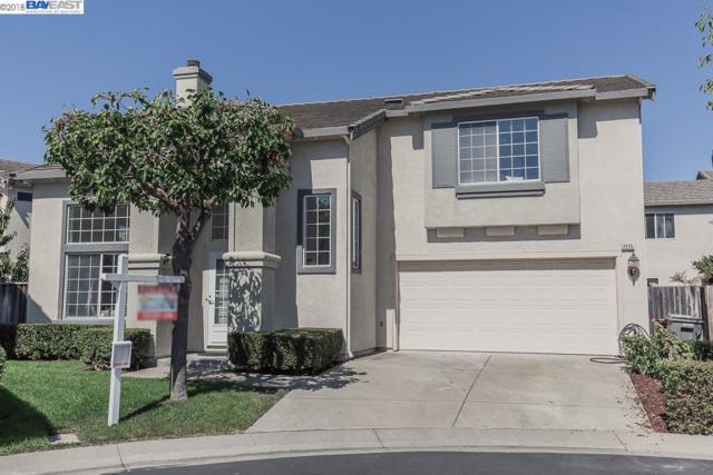 2225 Atlantus Ct, San Leandro, CA 94579 (#BE40839309) :: Strock Real Estate