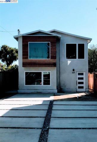 669 45th Street, Oakland, CA 94609 (#BE40839681) :: Strock Real Estate