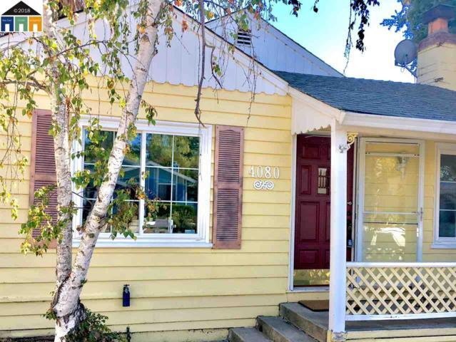 4080 Kuhnle Ave, Oakland, CA 94605 (#MR40840125) :: Strock Real Estate