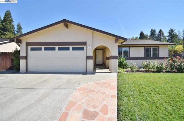 598 San Miguel Ct, Pleasanton, CA 94566 (#BE40840284) :: The Gilmartin Group