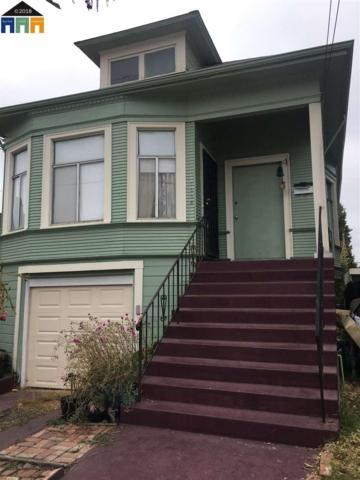 1006 57Th St, Oakland, CA 94608 (#MR40840569) :: The Warfel Gardin Group