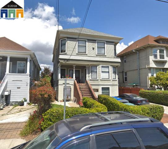 2151 Lincoln Ave, Alameda, CA 94501 (#MR40840778) :: The Kulda Real Estate Group