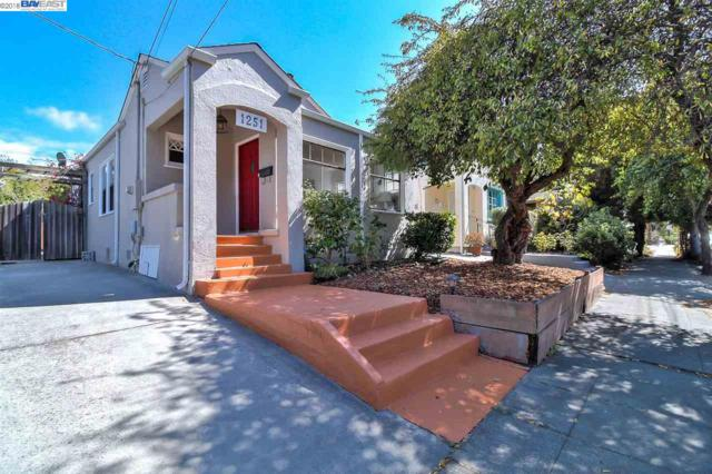 1251 Cornell Ave, Berkeley, CA 94706 (#BE40840934) :: The Kulda Real Estate Group