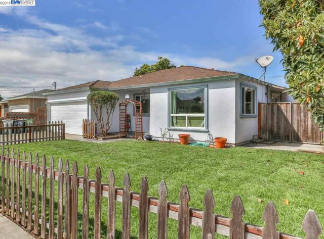 4723 Nicolet Ave, Fremont, CA 94536 (#BE40841275) :: The Kulda Real Estate Group