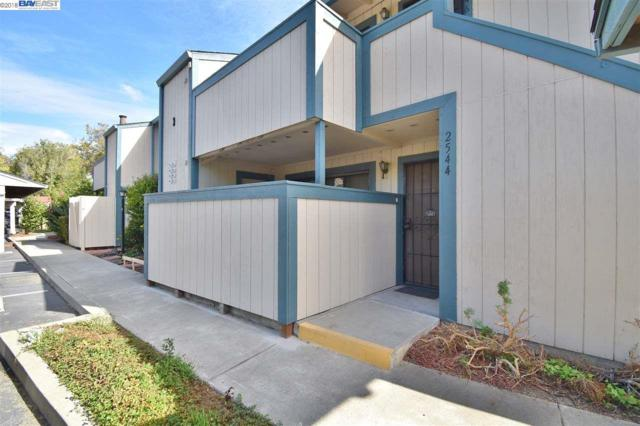 2544 Copa Del Oro, Union City, CA 94587 (#BE40841278) :: The Kulda Real Estate Group