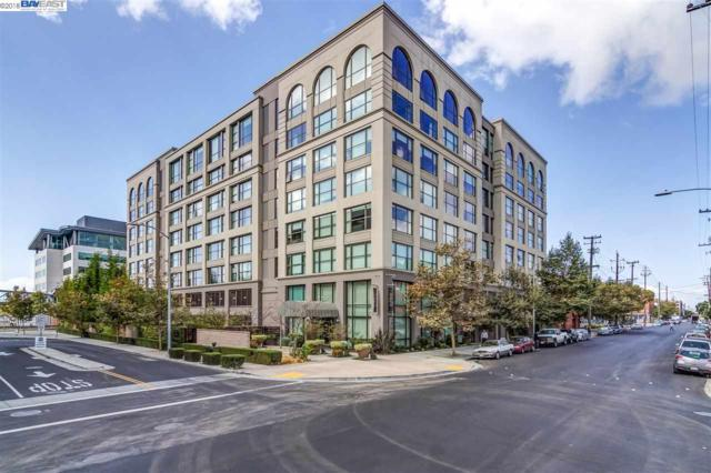 311 2nd St, Oakland, CA 94607 (#BE40841554) :: The Gilmartin Group