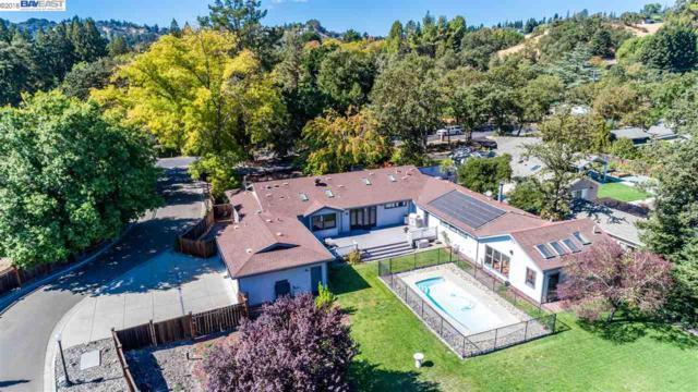 270 Montecillo Dr, Walnut Creek, CA 94595 (#BE40841642) :: The Kulda Real Estate Group