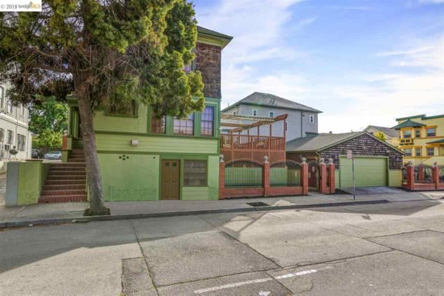 1025 18Th St, Oakland, CA 94607 (#EB40842417) :: The Kulda Real Estate Group