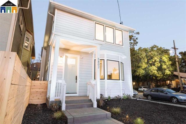 5802 Dover St, Oakland, CA 94609 (#MR40842763) :: The Goss Real Estate Group, Keller Williams Bay Area Estates