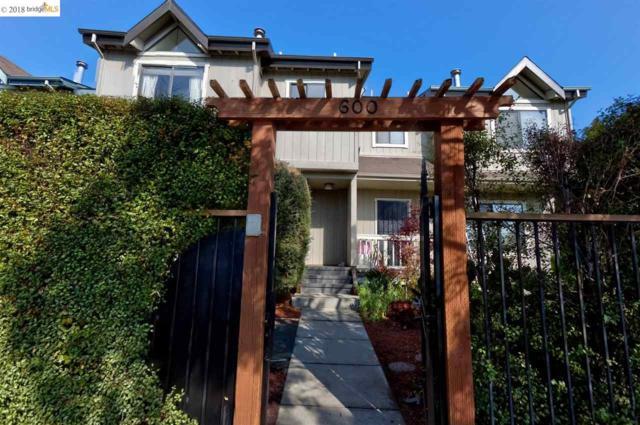 600 59th St, Oakland, CA 94609 (#EB40842914) :: The Goss Real Estate Group, Keller Williams Bay Area Estates