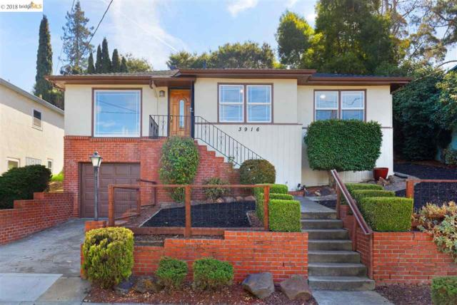 3916 Sequoyah Rd, Oakland, CA 94605 (#EB40844132) :: The Kulda Real Estate Group