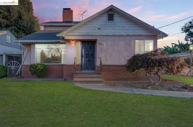 835 Blossom Way, Hayward, CA 94541 (#EB40844439) :: The Warfel Gardin Group