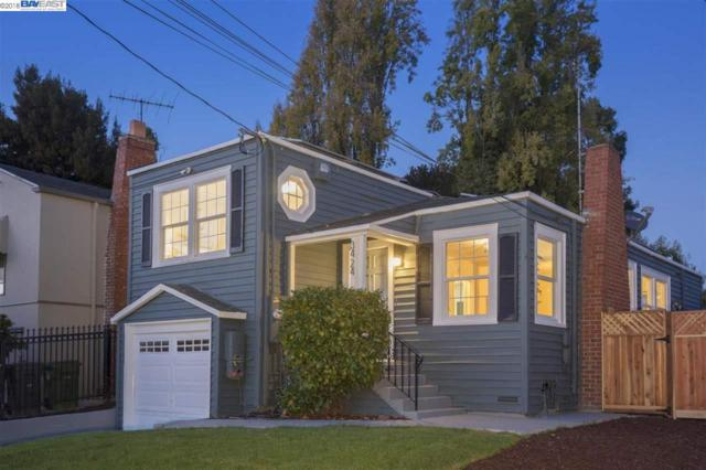 3424 Salisbury St, Oakland, CA 94601 (#BE40844838) :: The Kulda Real Estate Group