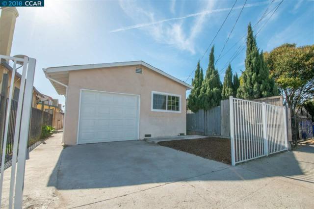 322 Chanslor Ave, Richmond, CA 94801 (#CC40845237) :: Brett Jennings Real Estate Experts