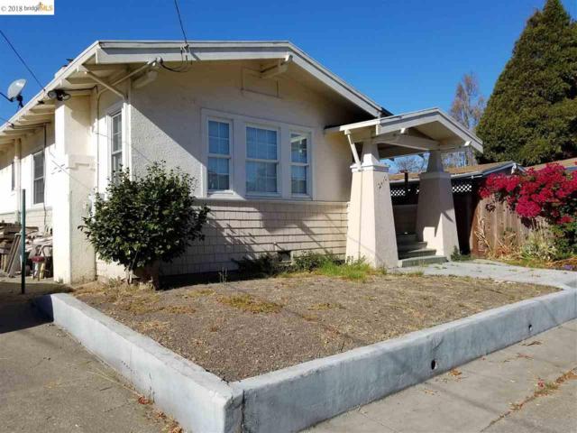 2410 Byron St, Berkeley, CA 94702 (#EB40845463) :: The Warfel Gardin Group