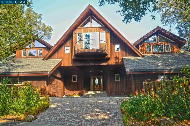 321 Castle Crest Rd, Alamo, CA 94507 (#CC40845536) :: Brett Jennings Real Estate Experts