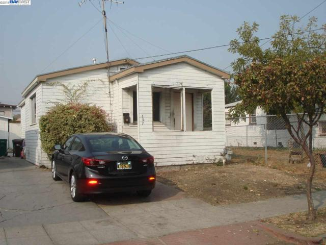 1637 Church St, Oakland, CA 94621 (#BE40845606) :: Strock Real Estate