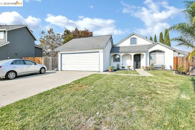 27 Korbel Court, Oakley, CA 94561 (#EB40845762) :: The Kulda Real Estate Group