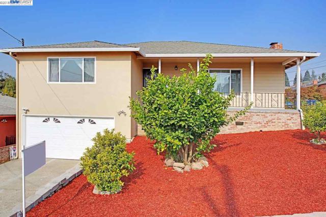4830 Lodi Way, Castro Valley, CA 94546 (#BE40845962) :: The Gilmartin Group