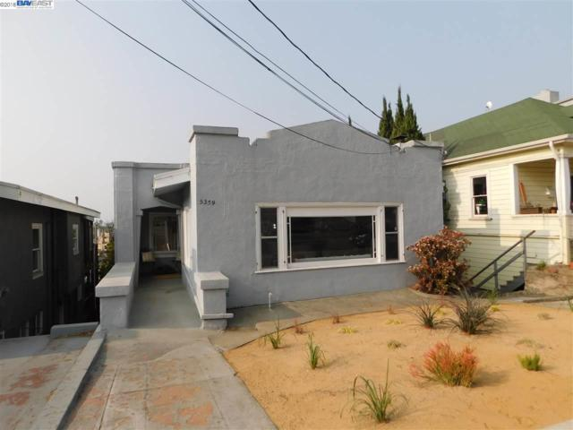5359 Broadway, Oakland, CA 94618 (#BE40846252) :: Maxreal Cupertino