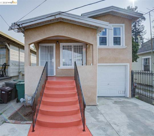 1358 64Th Ave, Oakland, CA 94621 (#EB40846351) :: Strock Real Estate