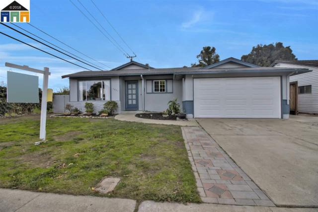 5821 Butano Park Drive, Fremont, CA 94538 (#MR40848196) :: Julie Davis Sells Homes