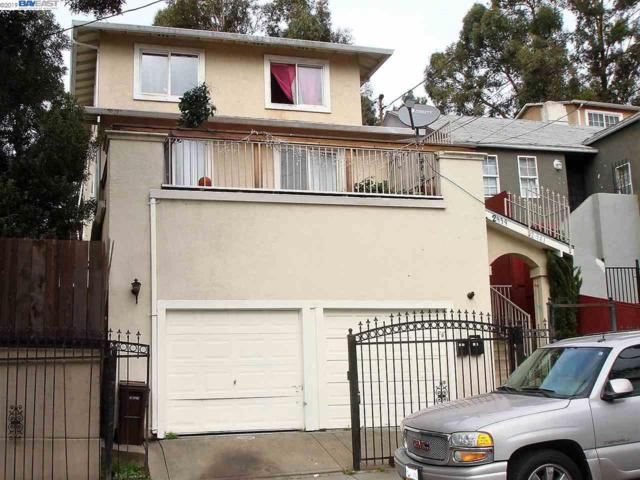 2939 68Th Ave, Oakland, CA 94605 (#BE40849318) :: The Kulda Real Estate Group