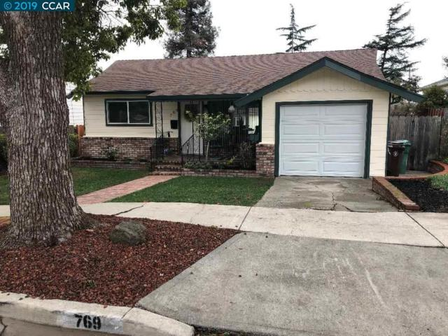 769 Kern Street, Richmond, CA 94805 (#CC40849592) :: The Warfel Gardin Group