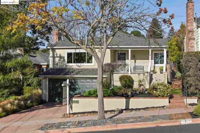 7 Westminster Ave, Kensington, CA 94708 (#EB40850856) :: The Kulda Real Estate Group