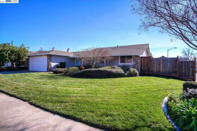 2421 Farnsworth Dr, Livermore, CA 94551 (#BE40851322) :: The Kulda Real Estate Group