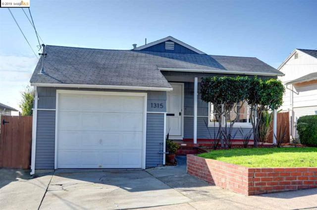 1315 Lawrence St, El Cerrito, CA 94530 (#EB40852096) :: Strock Real Estate