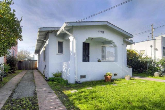 7807 Plymouth St, Oakland, CA 94621 (#MR40852101) :: Strock Real Estate