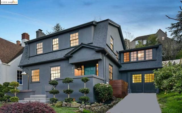 819 Mandana Blvd, Oakland, CA 94610 (#EB40852630) :: Strock Real Estate