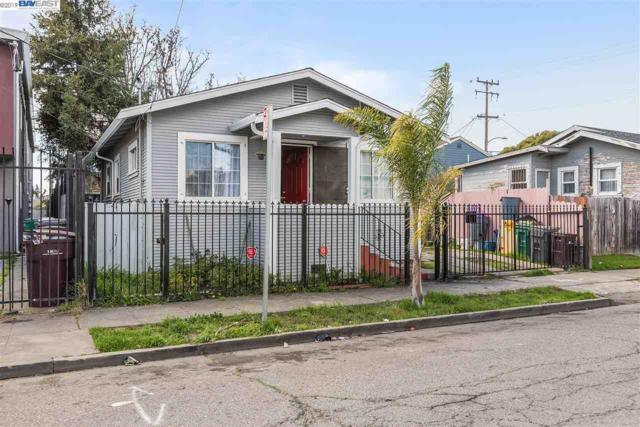 6215 Eastlawn St, Oakland, CA 94621 (#BE40853341) :: The Gilmartin Group