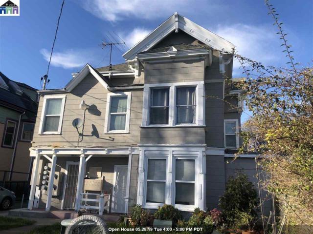 1062 60th St, Oakland, CA 94608 (#MR40854955) :: Strock Real Estate