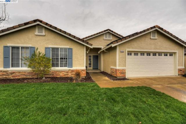 1849 Badger Pass Way, Antioch, CA 94531 (#BE40855630) :: The Gilmartin Group