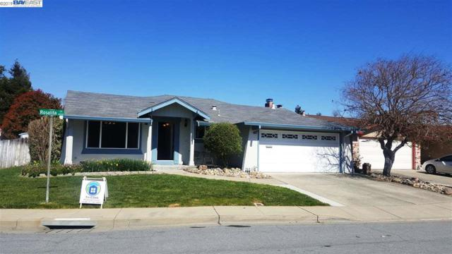 4118 Rosalita Ct, Fremont, CA 94536 (#BE40855629) :: The Warfel Gardin Group