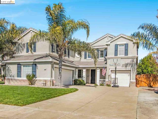 1383 Clay Ct, Brentwood, CA 94513 (#EB40856829) :: The Warfel Gardin Group