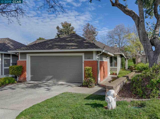 668 Doral Dr, Danville, CA 94526 (#CC40856990) :: The Goss Real Estate Group, Keller Williams Bay Area Estates