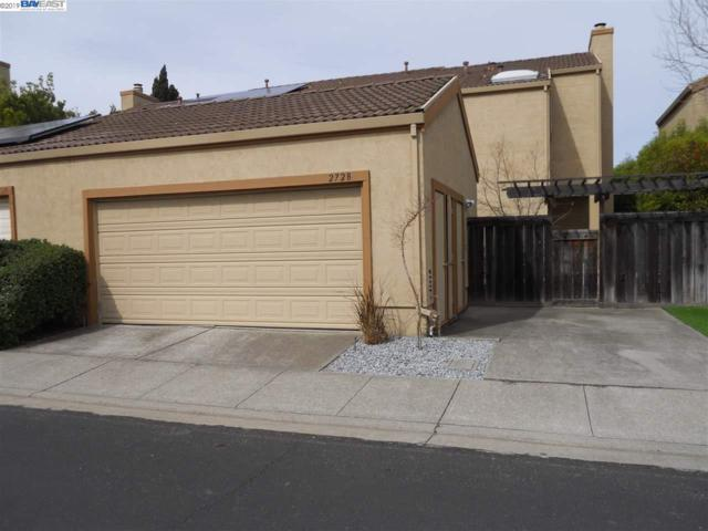 2728 Gamble Ct, Hayward, CA 94542 (#BE40857300) :: The Warfel Gardin Group