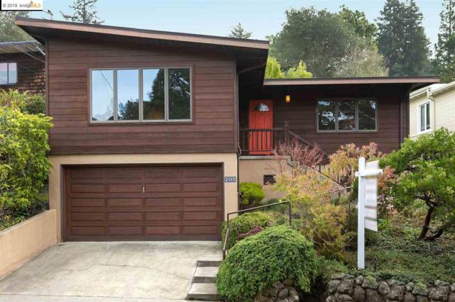 205 Fairlawn Dr, Berkeley, CA 94708 (#EB40857419) :: The Kulda Real Estate Group