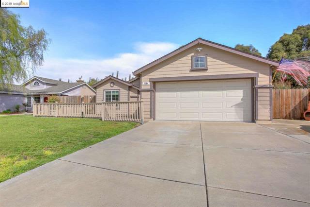 2164 Megan Dr, Oakley, CA 94561 (#EB40857791) :: The Kulda Real Estate Group