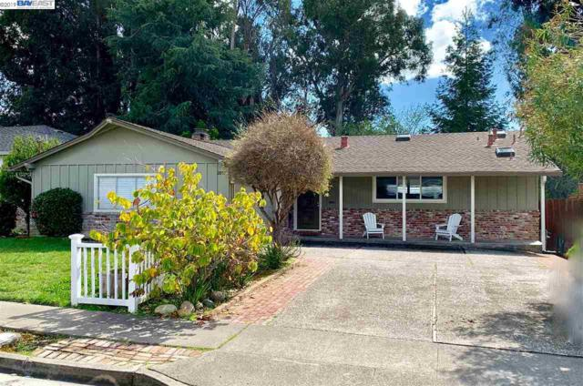 2835 Sunnybank Ln, Hayward, CA 94541 (#BE40857915) :: The Gilmartin Group