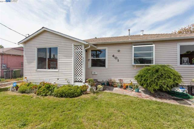 401 Hunter Ave, Oakland, CA 94603 (#BE40859176) :: Julie Davis Sells Homes