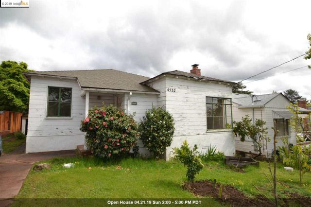 4532 Reinhardt Dr, Oakland, CA 94619 (#EB40859987) :: The Realty Society