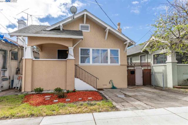 1538 Ashby Ave, Berkeley, CA 94703 (#BE40861405) :: The Realty Society