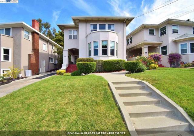 806 Macarthur, Oakland, CA 94610 (#BE40861921) :: Perisson Real Estate, Inc.