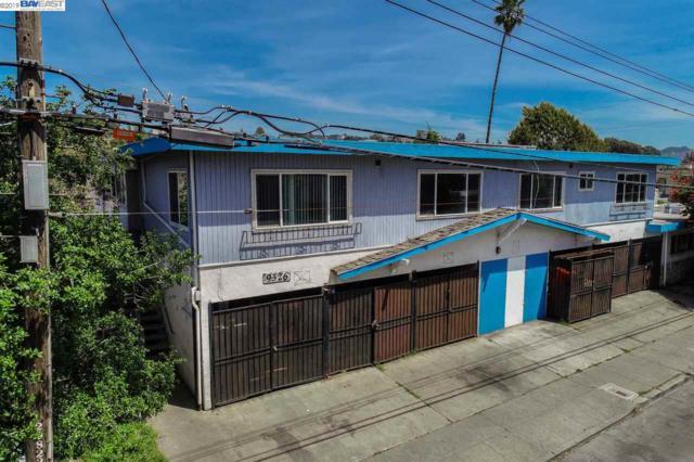 9326 Bancroft, Oakland, CA 94603 (#BE40864378) :: The Warfel Gardin Group
