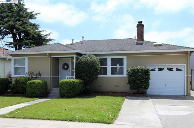 892 Via Mariposa, San Lorenzo, CA 94580 (#BE40864728) :: Strock Real Estate